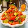 【レシピ】お刺身とアボカドの漬け盛り合わせ