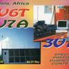 新着QSL  - 3V7A, D64K -