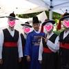 SDHさんと PWG君の 結婚式 in Seoul 遠隔 見聞記 5