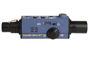 ポータブルなオーディオ・テスター、SONNECT AUDIO Sound Bulletが登場