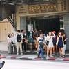 7-9 月のタイでの犯罪被害届け58件やって。