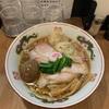 【ラーメン】MENクライ 浜松町で醤油ワンタンチャーシュー味玉