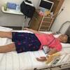 初めての入院