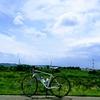多摩川サイクリングロード(2017/07/29)