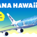 ANAマイルでハワイ旅行に行くには何マイル貯めればいいの?