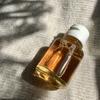 【実食レビュー】自然栽培の柿酢はキラキラ琥珀色。そのまま飲めるまろやかな酸っぱさ(愛媛県産)