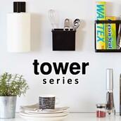 【新生活】シンプルでスタイリッシュ!《tower》のキッチンインテリアが超優秀!