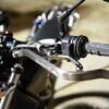 最終型トリッカーの純正ハンドルにZETAのハンドガードはポン付けできるから安心しろ!