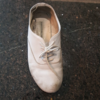 古い革の靴リフォームする~
