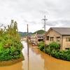 床上浸水被害に遭った時の対応と、被害に遭わない為の浸水対策について