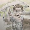 梅雨の日曜日