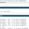 Djangoメモ(15) : runserver_plusで対話型シェルを使ったデバッグ