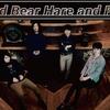 元Galileo Galileiのメンバーによる新バンド「Bird Bear Hare and Fish」が始動!