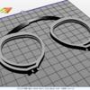 3DプリンタでOculus Rift用はめこみ眼鏡を作ってみた!つくり方メモ。