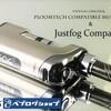 プルームテック対応マルチドリップチップ×JustFog Compact 14 KIT