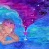 """絵: """"水とワイン""""(ブローウェル、ジスモンティ作曲)"""