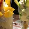 フルーツ大野で宮崎のマンゴーパフェを食べよう