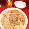 【グルメ】久しぶりのラーメン二郎を荻窪で食べてみた😄