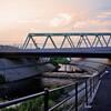 梅田川と鶴見川サイクリングロード