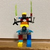 年中長男の、レゴ作品