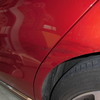 メルセデスベンツ C180(ドア・クォーターパネル)キズ・ヘコミの修理料金比較と写真