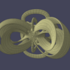 Topological mesh modeling