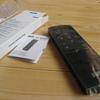 p0017 August 2.4Ghz エアマウス ミニキーボード付き ワイヤレスマウス エアーマウス