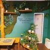*まるでジブリの世界♡湖の畔にあるカフェ【WOODS Cafe】*