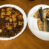 麻婆豆腐とサバの塩焼きを夕食に決定 寝坊してでの家事はキツい
