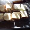 幸運な病のレシピ( 1817 )昼:サンドイッチ(焼きサンドメーカー)