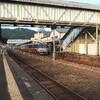8月26日熊野大花火大会観覧と臨時特急南紀94号乗車の旅