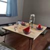 ちゃぶ台を作りました