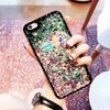 宇宙中尋ねているのロケットiPhone7スマホケース