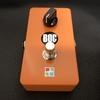 【購入】Pedaldiggers Blood Orange Compressor