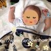 赤ちゃんのときの寝顔、どんなでしたか?