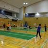 東スポーツセンターバウンドテニス教室 第5回