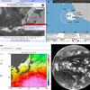 【台風情報】北東太平洋にはハリケーン(TARA)が存在!NOAAの進路予想では台風のたまごは今のところ『越境台風』とはならず、台風26号とはならない見込み!