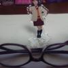 ちぇるぴ色のメガネ