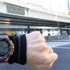 GPSログ比較!PRO TREK Smart WSD-F20 vs Garmin eTrex20 / iPhone7 Plus #アウトドアアンバサダー #プロトレックスマート
