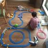 プラレールで遊ぶときにあると便利な線路やパーツなど