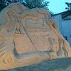 大人が砂で遊ぶとこうなる!砂の美術館でレベルの高い砂遊びを見た