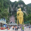 バトゥ洞窟(Batu Caves)観光記。行き方や現地での様子を公開!【ANAダイヤ修行記(クアラルンプール編16)】