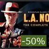 SteamオータムセールでL.A. Noireが半額