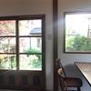 和風のまったりカフェにて考える。