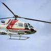 八尾空港で飛行機やヘリコプターを撮影。今日は撮れ高少なめだった。