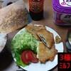 下り坂○ーバル3走~ミルフィーユ風カツ 連続ラン挑戦608日目