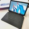 【 chromebook Lenovo ideapad duet レビュー 】タブレットの気軽さにPC並みの編集能力!サブマシンとしてオススメ♬