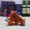 【自転車実験室】ChrisKingのR45ハブでホイールを組んだ話