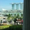 シンガポール帰国時のトラブル
