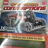 LEGOで興味の幅を広げる「Lego Crazy Action Contraptions」